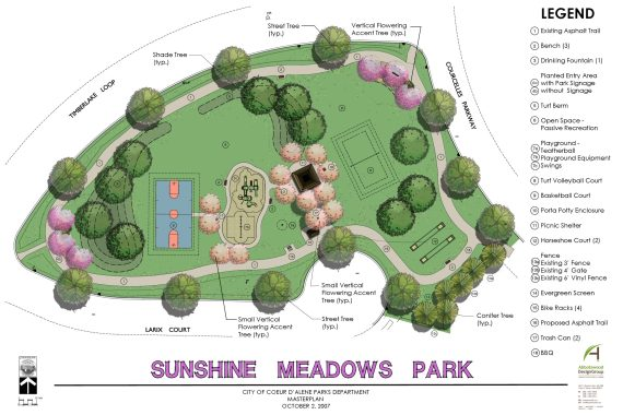 Sunshine Meadows Park